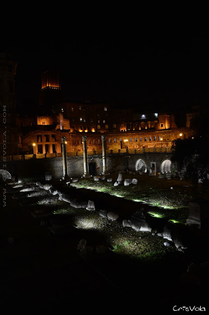 Photo Roma Show Real CRISVOLA FORO ROMANO PHOTO MUSIC